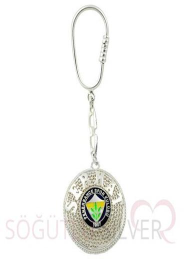 Söğütlü Silver Anahtarlık Renkli